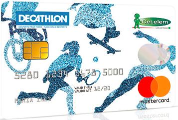 Cartão Decathlon