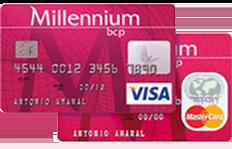 Cartão Millennium BCP Gémeos Classic