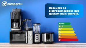 Saiba quais são os eletrodomésticos que gastam mais energia