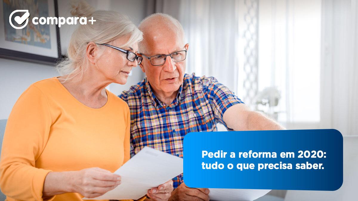 Como pedir a reforma e quem tem direito