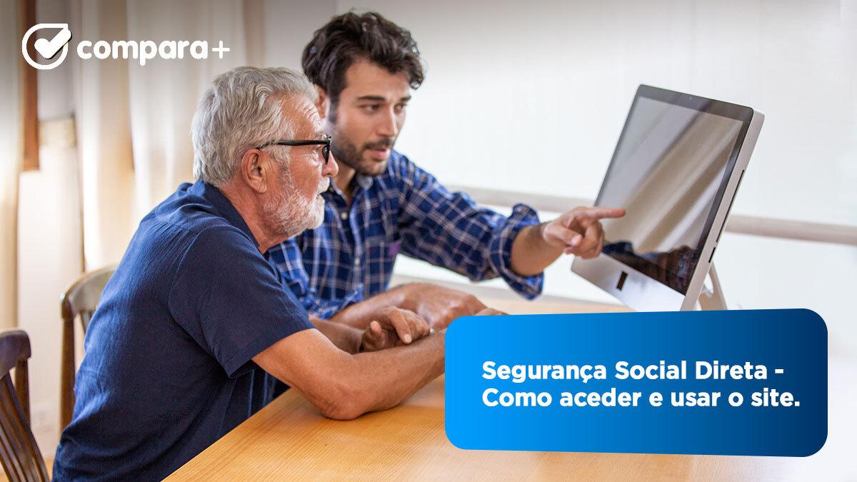 Segurança Social Direta- Como aceder e usar o site