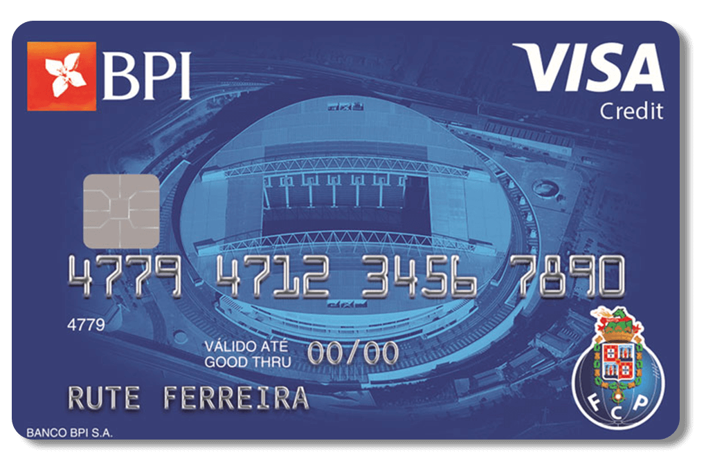 Cartão BPI FCPorto
