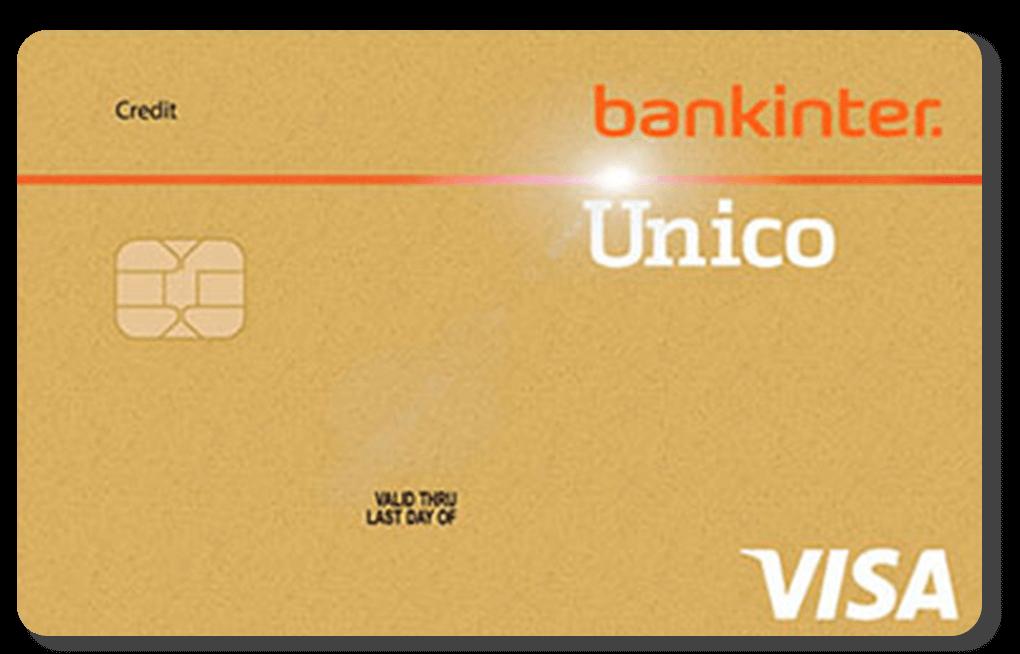 Cartão Bankinter Gold