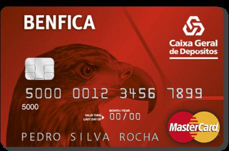 Cartão Benfica Adepto