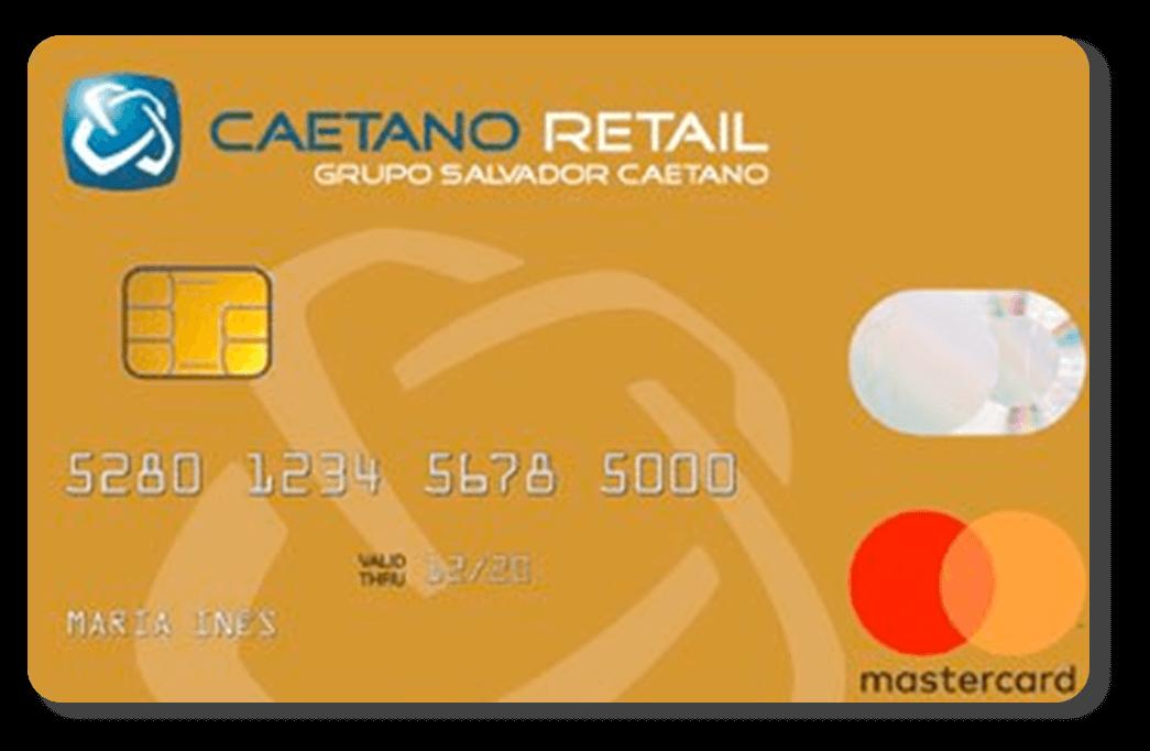 Cartão Cetelem Caetano Retail