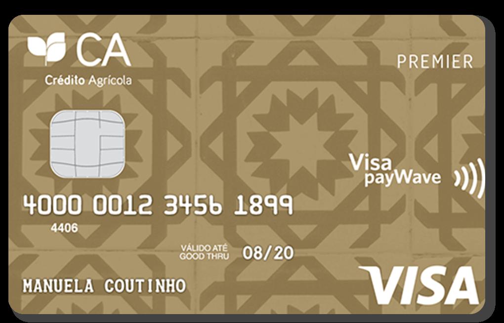 Cartão Crédito Agrícola Premier