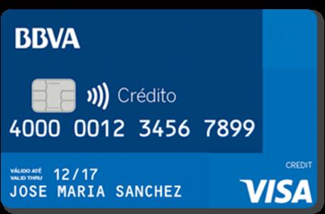 Cartão Depois Classic BBVA