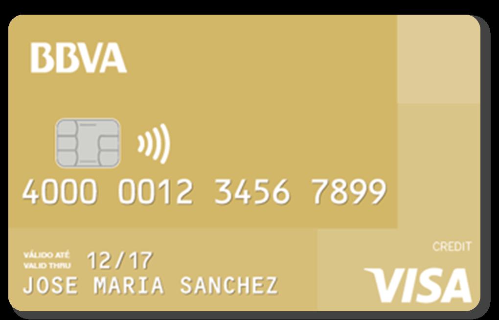 Cartão Depois Gold BBVA