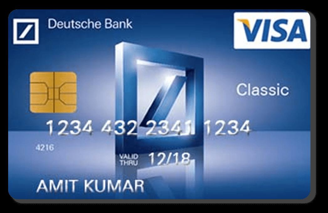 Cartão Deutsche Bank Classic