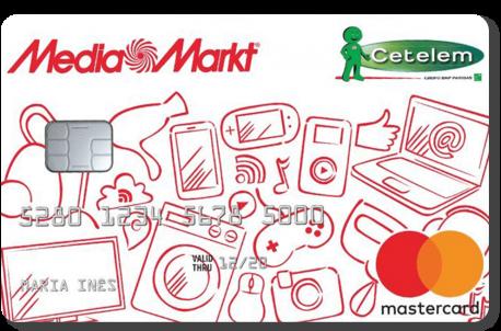 Cartão Media Markt