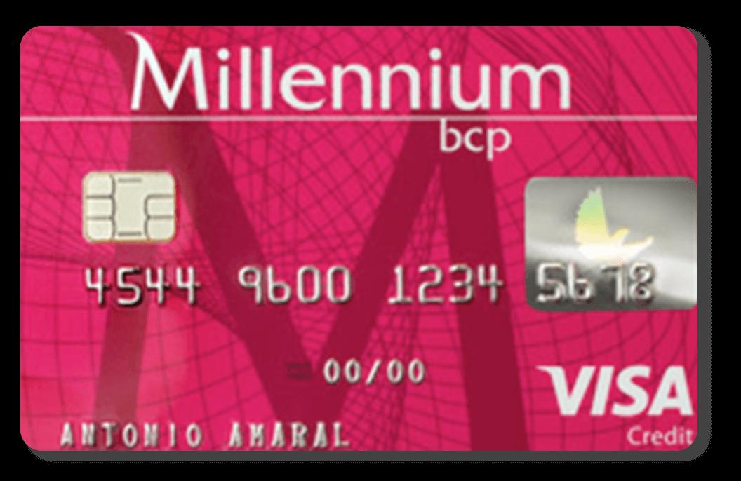 Cartão Millennium BCP Classic