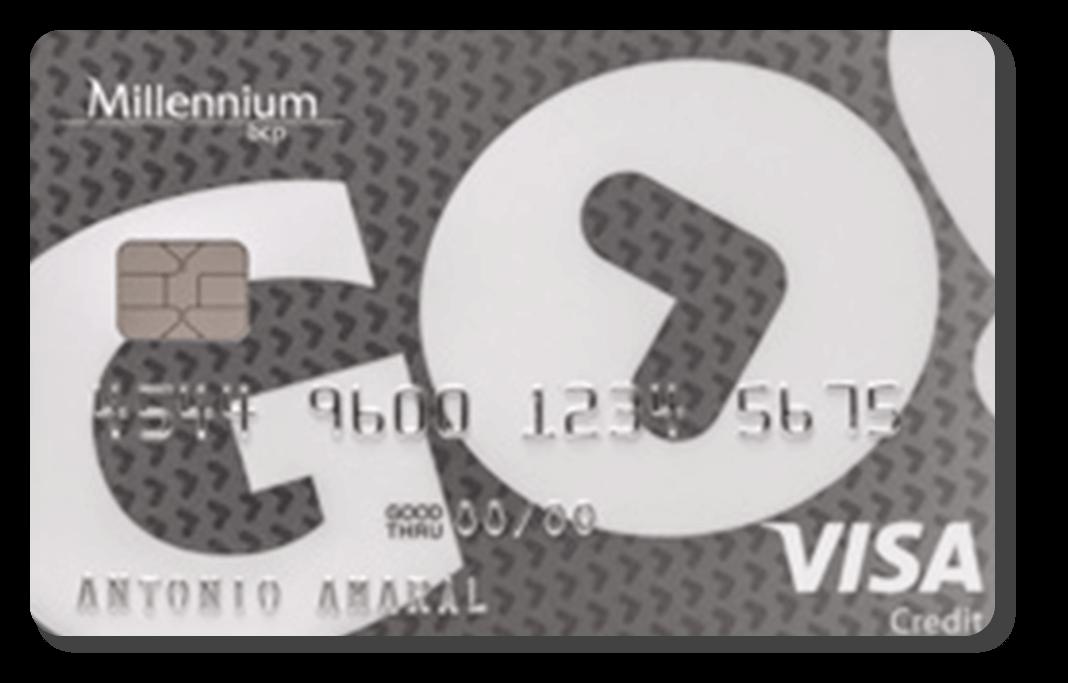 Cartão Millennium GO!