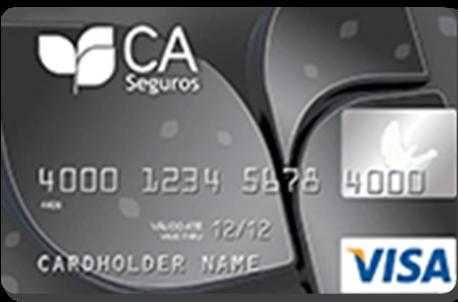 Cartão Seguros da CA