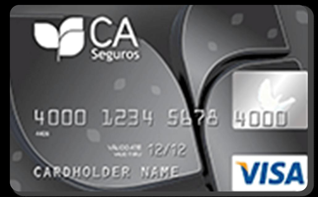 Cartão Seguros CA