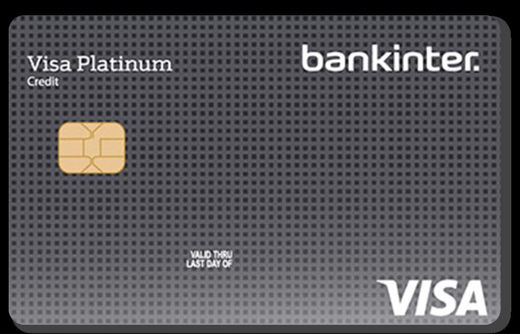 Cartão Bankinter Platinum