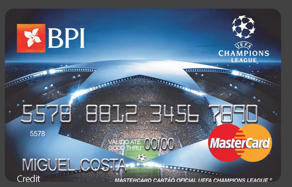 Cartão BPI Campeões