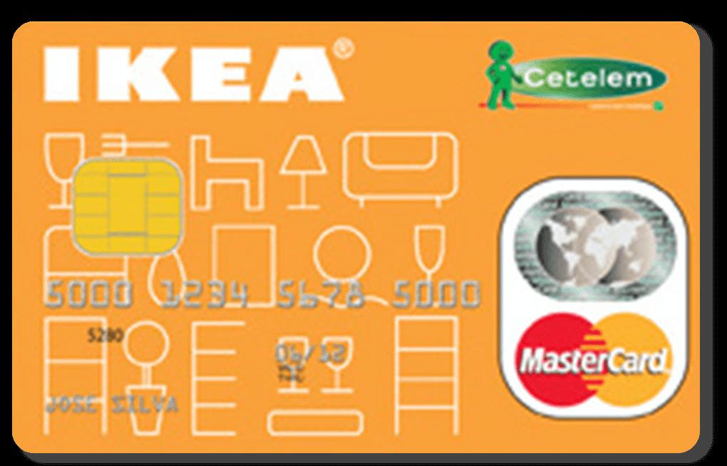 Cartão Cetelem IKEA