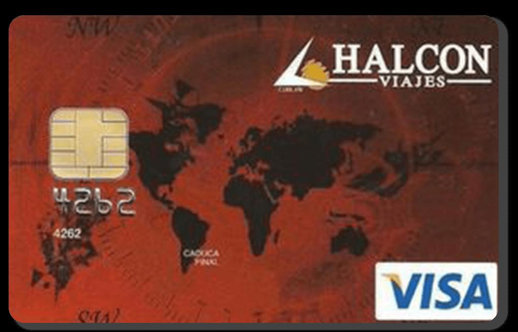 Cartão Halcon