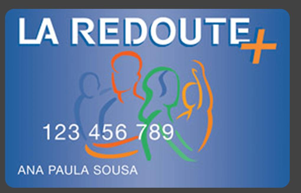 Cartão La Redoute+