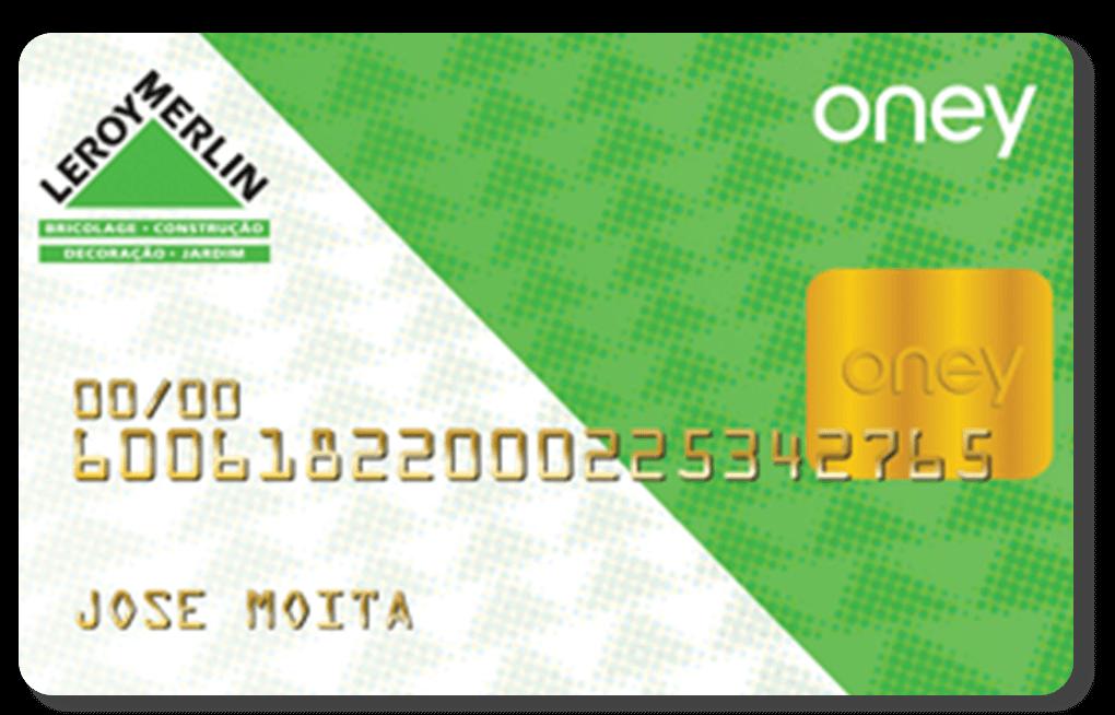 Cartão Leroy Merlin