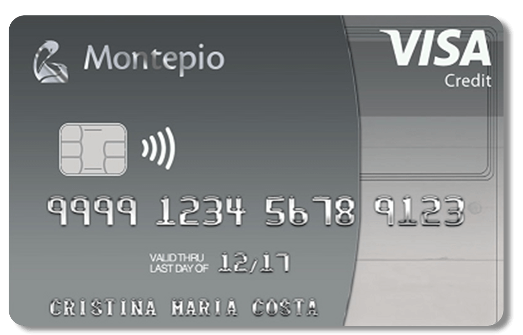 Cartão Montepio Classic
