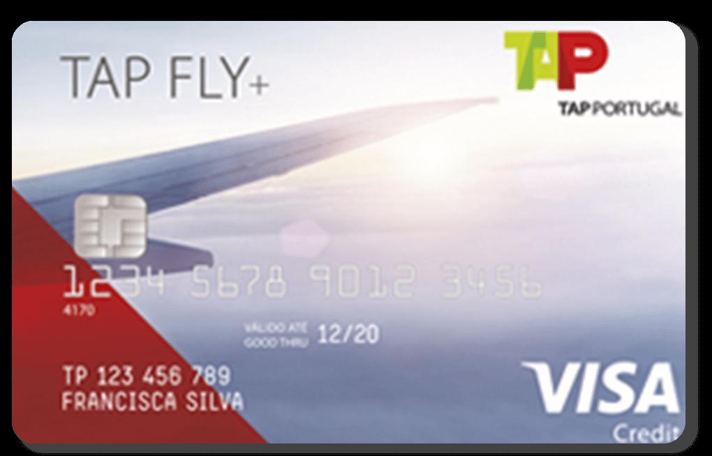 Cartão TAP Fly+