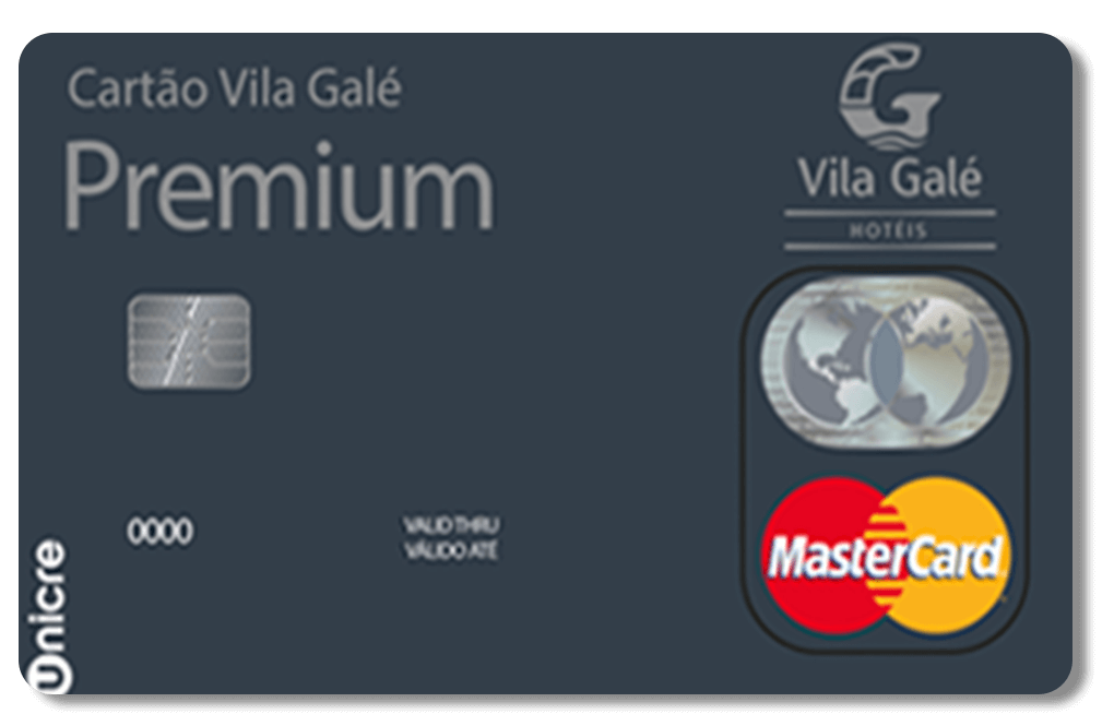 Cartão Vila Galé Premium