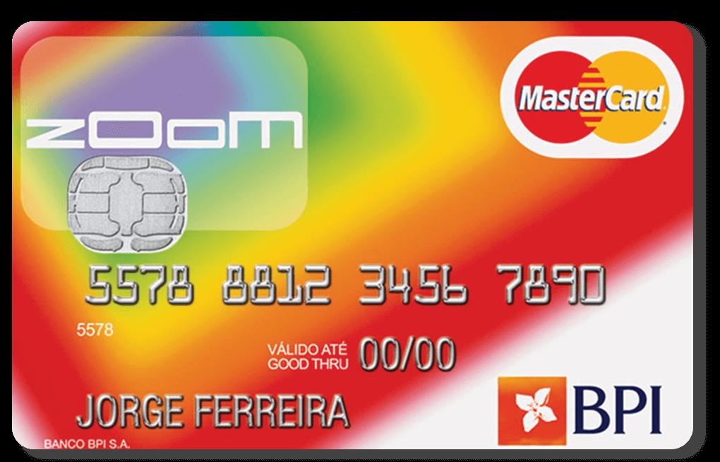 Cartão BPI Zoom