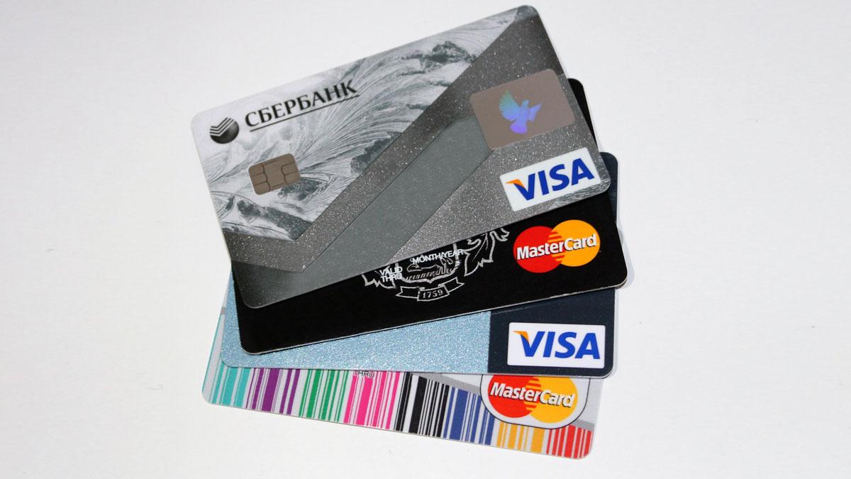 Taxas e comissões do cartão de crédito