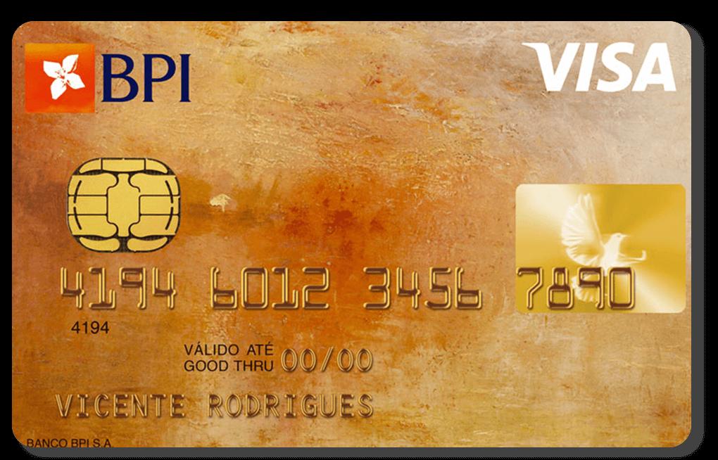 Cartão BPI