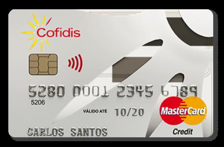 Cartão de Crédito Cofidis