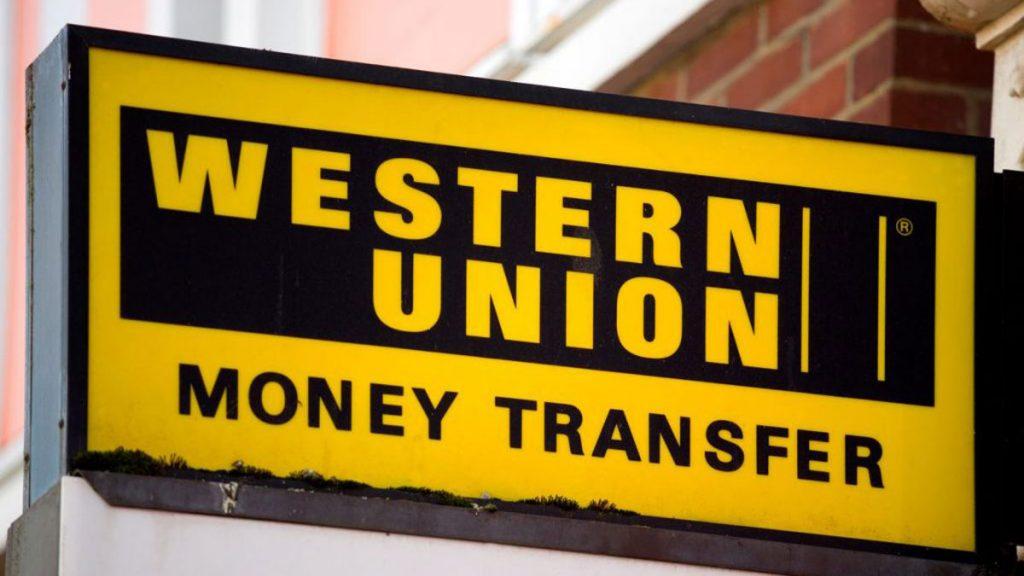 Enviar dinheiro com a Western Union