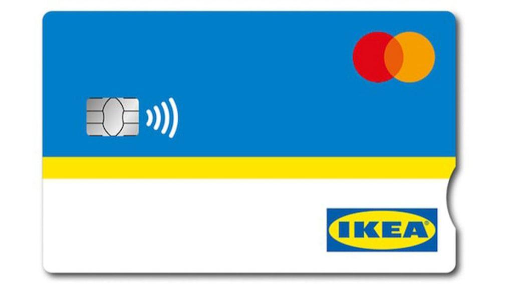 O cartão IKEA permite fazer compras sem juros nas lojas da marca