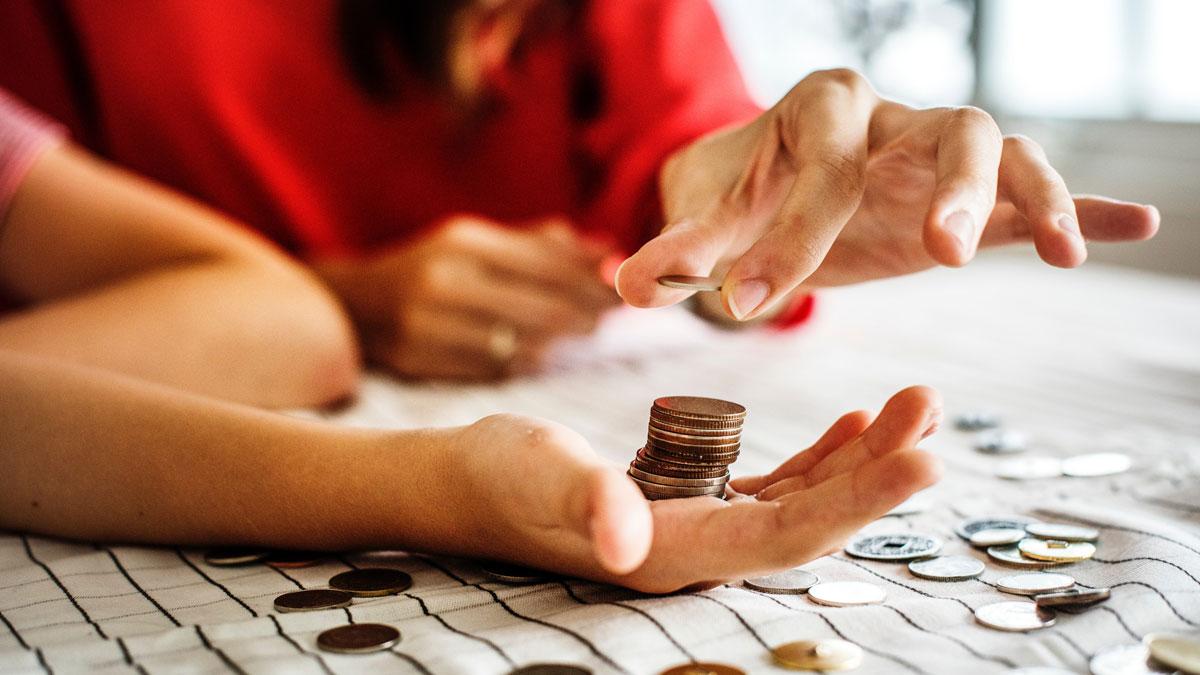 Dicas de poupança mensal