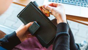 Os problemas mais habituais na utilização do cartão de crédito