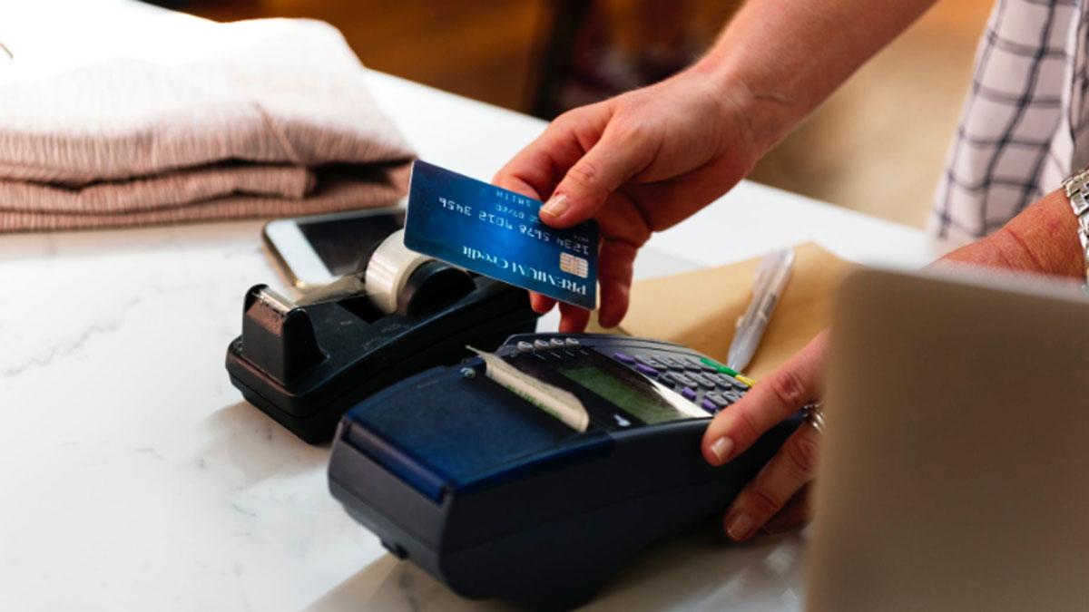 As vantagens do cartão de crédito