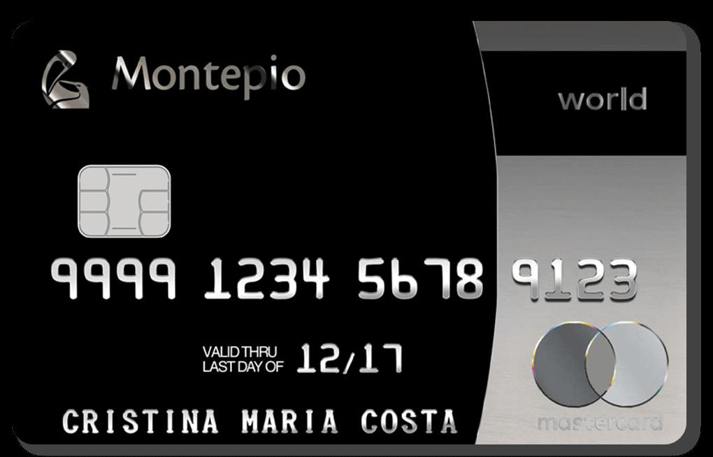 Cartão Montepio World