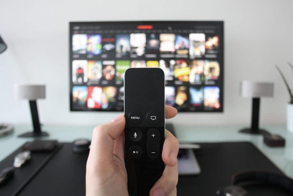 Comando da televisão