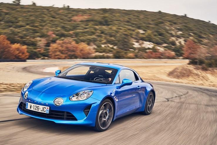 Alvo de produção limitada, o desportivo que relançou a Alpine, o A110, tem um baixo índice de desvalorização.