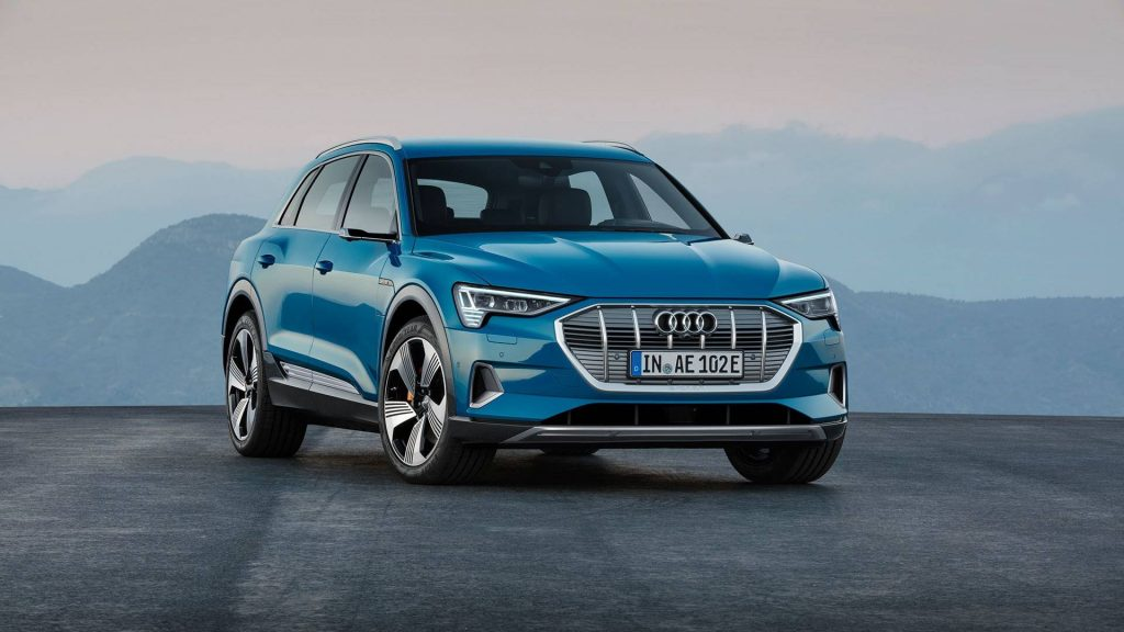 Audi e-Tron - carros que mais e menos desvalorizaram 2019