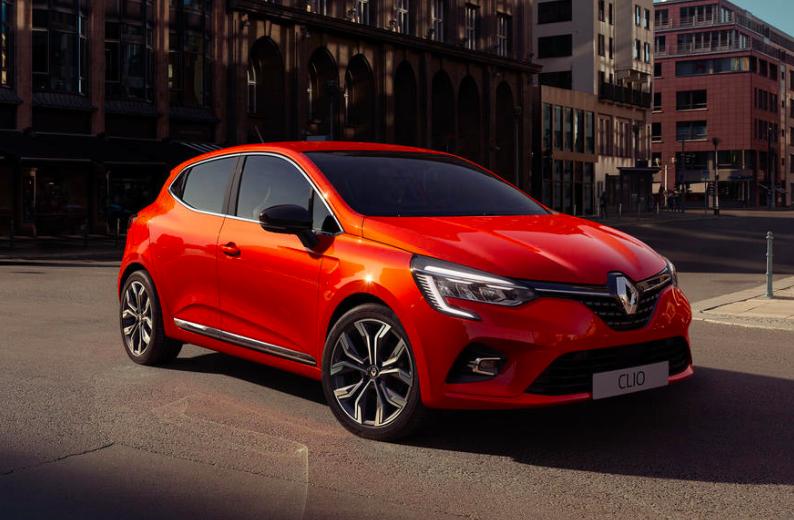 Renault Clio - carros que mais e menos desvalorizaram 2019