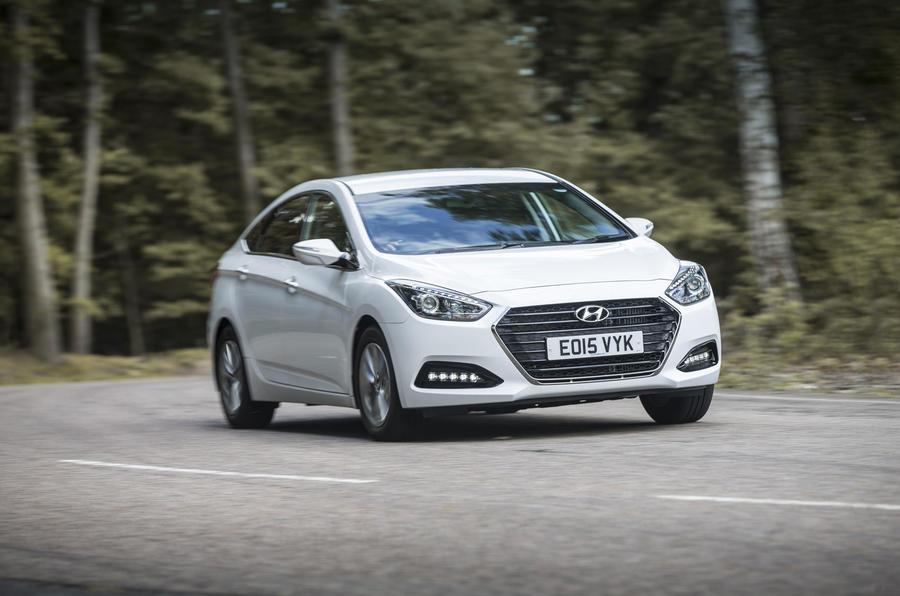O Hyundai i40 perde quase 75% do valor nos primeiros três anos