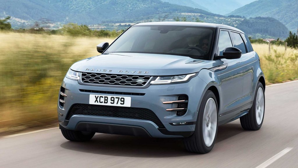 Range Rover Evoque - carros que mais e menos desvalorizaram 2019