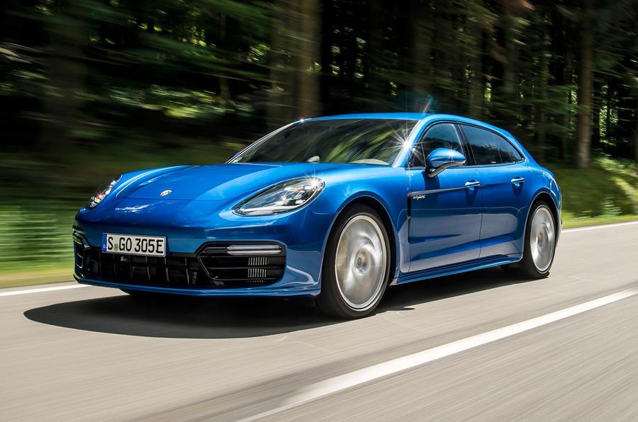 A versão híbrida do Porsche Panamera perde cerca de 1/3 do seu valor nos três primeiros anos