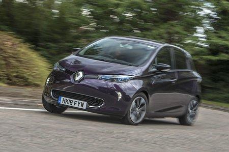 O elétrico mais vendido na Europa, o Renault ZOE, é também o modelo de emissões 0 que mais desvaloriza nos primeiros três anos