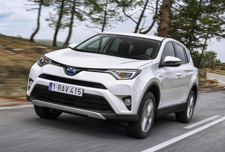 Toyota RAV4 Hybrid é um dos SUV que menos desvaloriza
