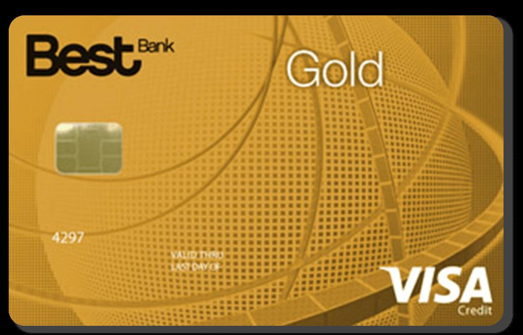 Cartão Best Gold Visa