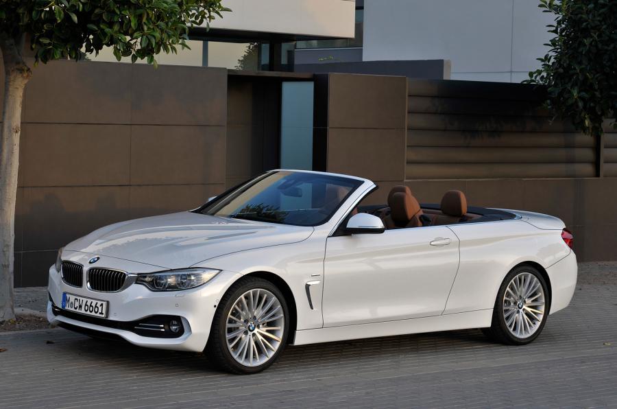 O descapotável BMW Série 4 Cabrio é um dos carros que mais desvalorizaram em 2019