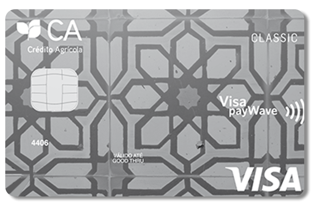 Cartão Crédito Agrícola Classic