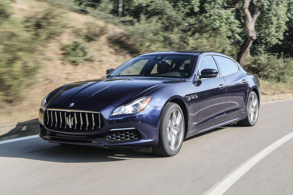 Maserati Quattroporte é um dos carros que mais desvalorizaram entre os modelos de 2019